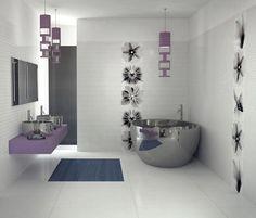 50 оттенков серого в дизайне ванной комнаты Цвет в ванной — фактор, оказывающий довольно сильное влияние на психоэмоциональное состояние человека. И потому, если применение палитры с контрастными насыщенными оттенками вызывает сомнение, лучше всего остановиться на дизайне в нейтральной цветовой гамме. ☝Используя серый цвет в интерьере ванной, можно добиться поразительных результатов. #дизайн #интерьер #стиль #ремонт #отделка #ванная #сантехника #плитка