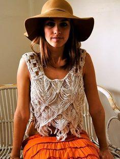 Me apaixonei por esta blusa