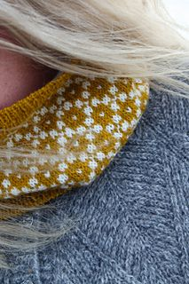 Ravelry: Mystery of Light Cowl pattern by Pia Kammeborn