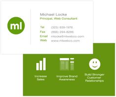 Color Bar Email Signature Template with 100x100 Logo - Like this ...