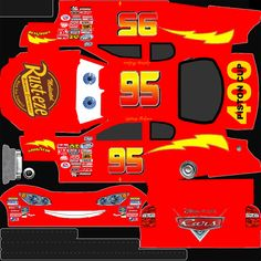 nascar 09. Here is my best scheme, its Jeff Gordon. A custom chilis car Sorry about the extra posted cars. The blue 1 is dinoco Also the dunkin donuts is made by my brother. visit www.xb…