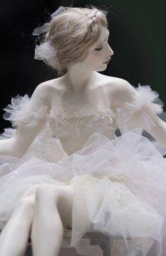 Art doll by Sasha Khudyakova