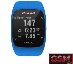 POLAR M400 Blu - GPS INTEGRATO - GARANZIA 2 ANNI POLAR !!!