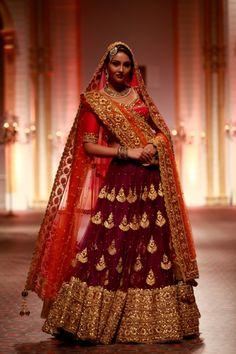 Aaina - Bridal Beauty and Style: Designer Bride: Preeti S. Kapoor at Aamby Valley India Bridal Week 2013