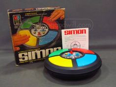 a classic! Vintage Simon Says game! #Shopgoodwill