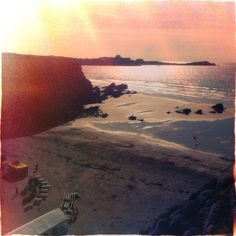 Horseshoe shaped cove situated on the outskirts of Newquay - Featuring a Bar & Restaurant, Activity Centre, Wedding venue & Live Music venue!
