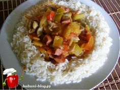 leczo.z.cukini._0 Grains, Rice, Recipes, Food, Recipies, Essen, Meals, Ripped Recipes, Seeds