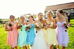 Real life bridesmaid style inspiration