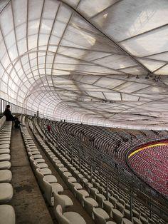 Beijing National Stadium, Beijing / Herzog  De Meuron