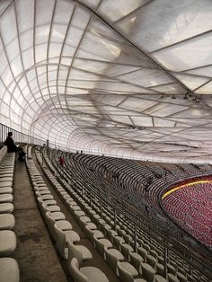 Beijing National Stadium, Beijing / Herzog & De Meuron