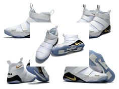 644d806da1c 27th May 2017 New Arrival Newest Lebrons Nike Lebron Soldier 11 XI White  Gold 2017 Lebron. Popular SneakersPopular ShoesLbj ...