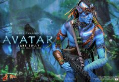 AVATAR 1/6 Scale Jake Sully Collectible Action Figure