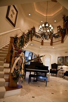 silk Christmas decor | Flickr - Photo Sharing!