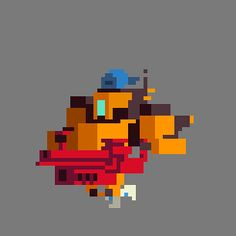 Super Time Force by Capybara Games.