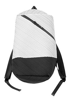 Issey Miyake Pleats Please Bias Pleats Backpack