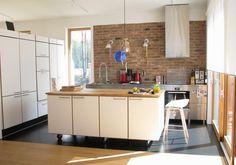 hemma hos Oja: vinkit maailman parhaan keittiön suunnitteluun