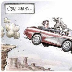 Ted Cruz Cartoons | Ted Cruz Control