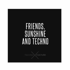 This #TechnoCulture #TechnoQuotes #Techno