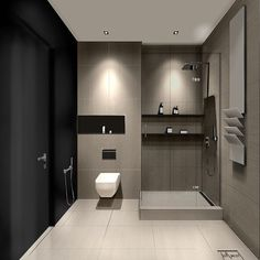 The Awesome , Sleek Bathroom Remodeling Ideas You Need Now Stories - homesuka Bathroom Window Decor, Bathroom Spa, Small Bathroom, Bathroom Cabinets, Bathroom Ideas, Bathroom Lighting, Washroom Design, Modern Bathroom Design, Bathroom Interior Design