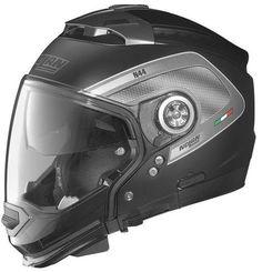 Nolan N-44 N-Com Tech Helmet , Gender: Mens/Unisex, Helmet Type:...