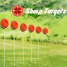 Clay pigeon target holders are ideal for setting up multiple targets for tactical scenarios, pistol competitions and law enforcement training. Pistol Targets, Archery Targets, Saltwater Fishing, Kayak Fishing, Outdoor Shooting Range, Bow Target, Clay Pigeon Shooting, Paper Targets, Sporting Clays