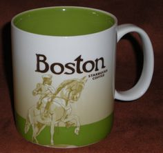 Starbucks Mugs | Collecting Starbucks City Mugs! [Open Thread]