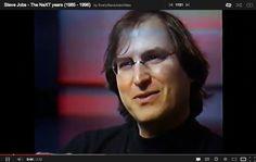 "Steve Jobs ""The Lost Interview"" teaser (1995)"
