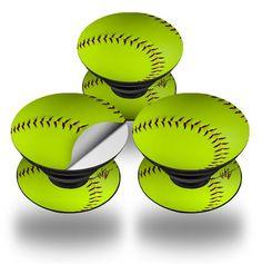 PopSockets Softball | WraptorSkinz