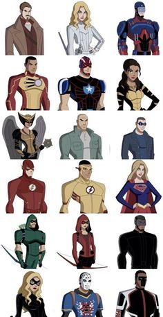 Dc Universe 759067712174717429 - Cw arrowverse characters done in the Bruce Timm cartoon style Source by Flash Comics, Arte Dc Comics, Supergirl Dc, Supergirl And Flash, Batgirl, Dc Tv Series, Superhero Shows, Univers Dc, Bruce Timm