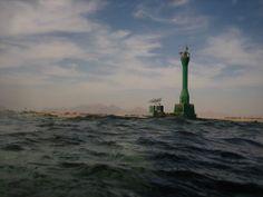 Discover the world through photos. Sinai Peninsula, Sharm El Sheikh, Red Sea, Cn Tower, Statue Of Liberty, Egypt, Florida, Lighthouses, World