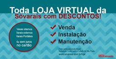 Os melhores Varais é Sóvarais  www.sovarais.com.br/loja   #promoção #ofertas #varais #varal #lojavirtualdevarais #sóvarais #vendasdevarais