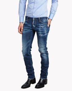 Jeans / Denim (Home & Fashion) Denim Jeans Men, Slim Jeans, Jeans Pants, Expensive Clothes, Best Jeans, Colored Jeans, Denim Fashion, Jeans Style, Outfit Sets