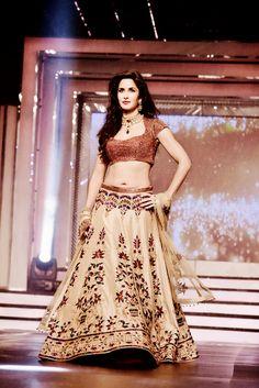 Katrina Kaif in Manish Malhotra