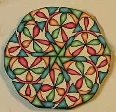 Stained Glass Caning with Jana Roberts-Benzon #craftartedu