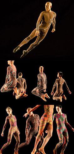 grupo corpo - roupa com texturas do www.4e25.org