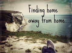 Finding home away from home - curing homesickness for the traveler