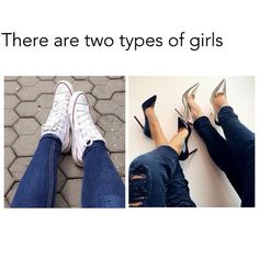 18 Hilarious Examples Of The Two Types Of Girls Meme Everyone Will Relate To