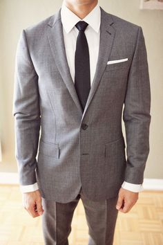 Men's Attire from J. Crew