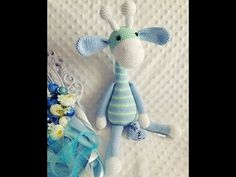 Amigurumi weave toy giraffe making video for you . - Crochet Clothing and Accessories