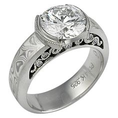 Google Image Result for http://www.krikawa.com/images/jewelry/424/MCER-mokume-curls-engagement-ring-bezel-set-diamond-white-pv1.png