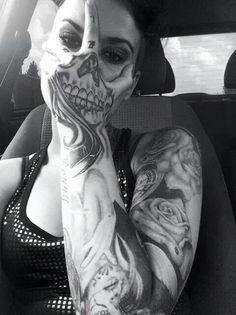 Badass tattoo!!
