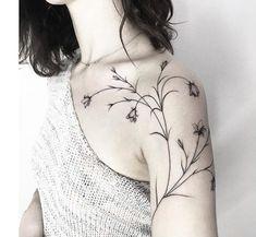 65 Dreamy ink styles that are just WOW - Tätowierungen für Frauen - Tatouage Trendy Tattoos, Sexy Tattoos, Body Art Tattoos, Small Tattoos, Temporary Tattoos, Tattos, Fake Tattoo, Vine Tattoos, Tattoo Arm