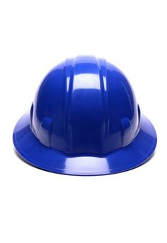 Full Brim Hard Hat Ratchet - Blue  12.98 No Logo on this item. Pyramex 850cb5c69f64