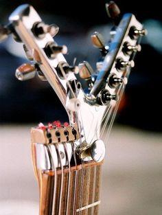 Spalt Instruments headstock