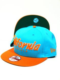 0bba9d74d22 Casquette New Era Snapback California Angels New Era Snapback