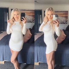 "Zoe-Lee Wood ✨ on Instagram: ""1️⃣ First Trimester Overview Couldn't fit my whole caption in so had to do photos instead 🙈 ▪️Symptoms: Nausea, tiredness, strong sense of…"" Zoe Lee, First Trimester, Caption, Bodycon Dress, Dresses With Sleeves, Strong, Wood, Long Sleeve, Fitness"