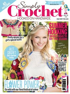 Ravelry: Simply Crochet, Issue 32 - patterns