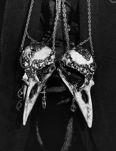 skull adornment