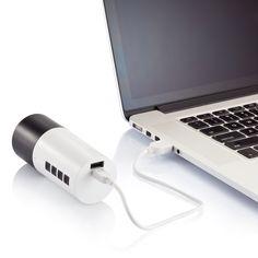 cool Bluetooth-högtalare och powerbank