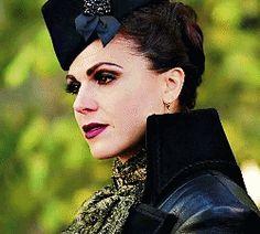 Lana Parrilla. Regina Mills, Evil Queen, Out S6